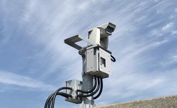 監視カメラ設備