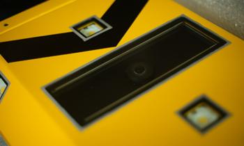 車両下部監視システム(UVSS)ボトムチェックカメラ2G